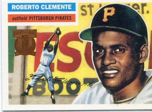 Photo of 1998 Topps Clemente #2 Roberto Clemente 1956