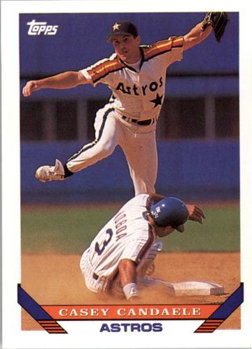 Photo of 1993 Topps #584 Casey Candaele