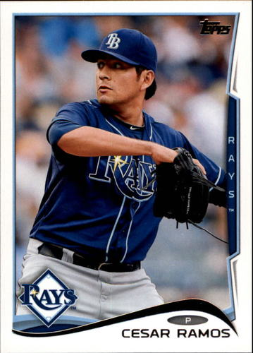 Photo of 2014 Topps Update #US86 Cesar Ramos