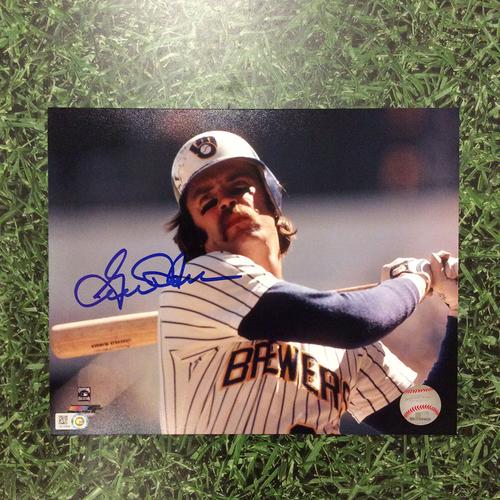 "Photo of Gorman Thomas Autographed 8"" x 10"" Photo"