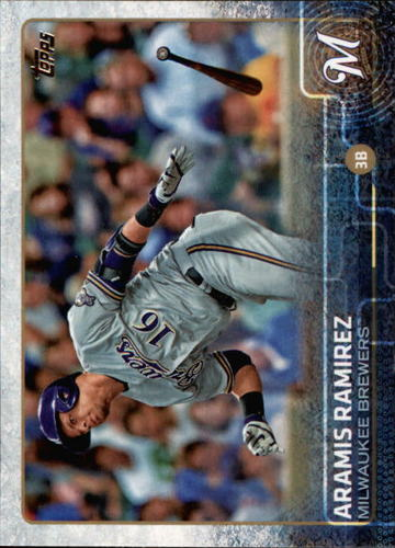 Photo of 2015 Topps #646 Aramis Ramirez