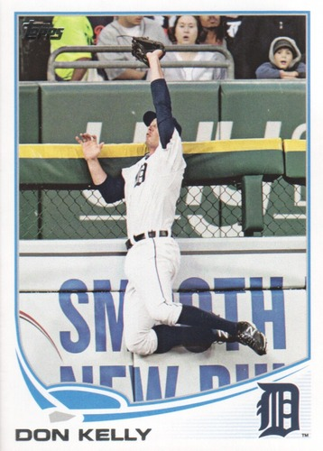 Photo of 2013 Topps Update #US246 Don Kelly