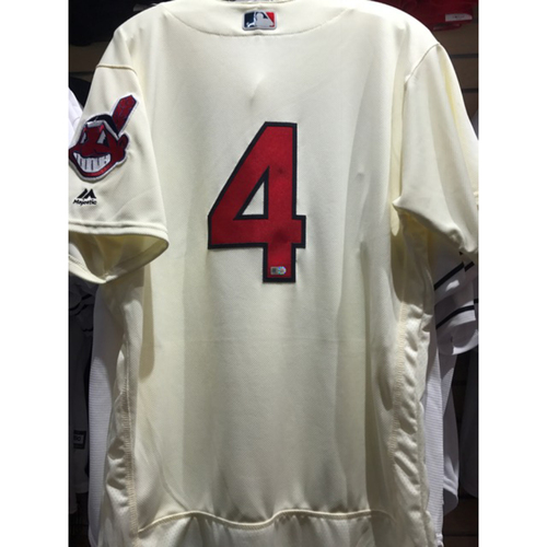 Photo of Coco Crisp Team-Issued Alternate Home Jersey