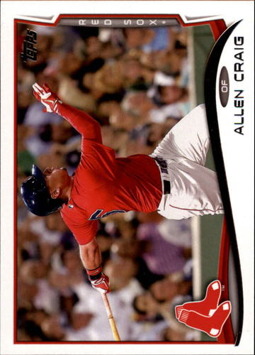 Photo of 2014 Topps Update #US87 Allen Craig