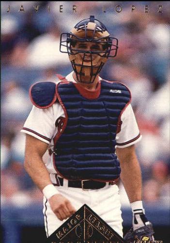 Photo of 1993 Fleer Major League Prospects #15 Javy Lopez/Series 2