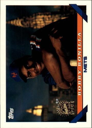 Photo of 1993 Topps Inaugural Marlins #52 Bobby Bonilla