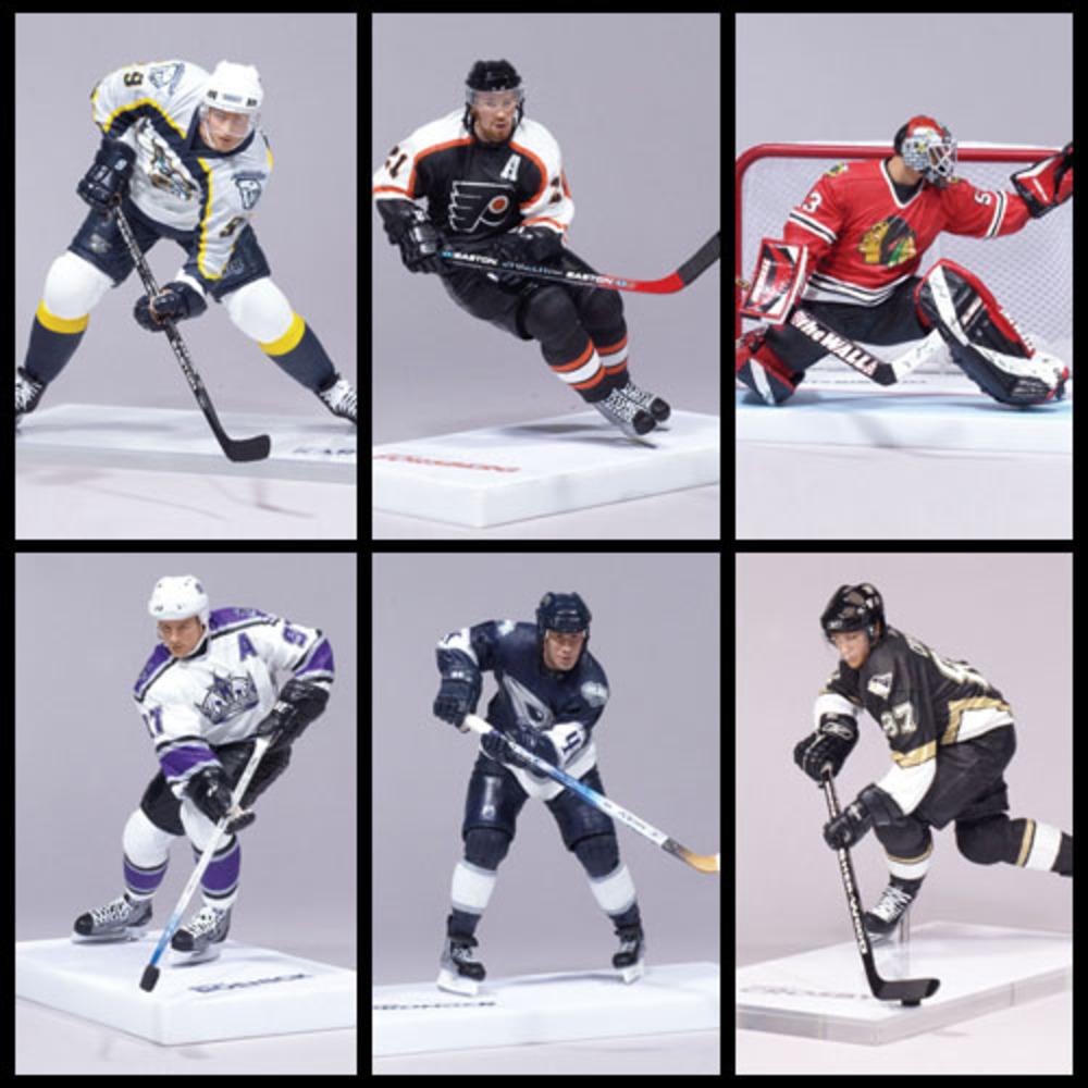 McFarlane NHL Series 12 Complete Set