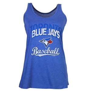 Toronto Blue Jays Women's Full Count Tank by Bulletin