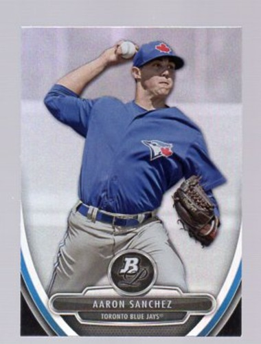 Photo of 2013 Bowman Platinum Prospects #BPP39 Aaron Sanchez
