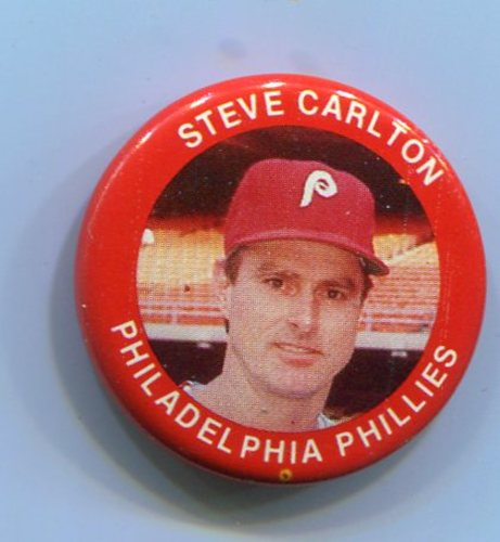 Photo of 1984 Fun Foods Pins #30 Steve Carlton