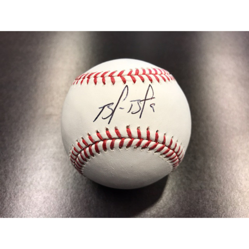 Giants Community Fund: Brandon Belt Autographed Baseball