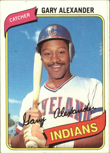 Photo of 1980 Topps #141 Gary Alexander