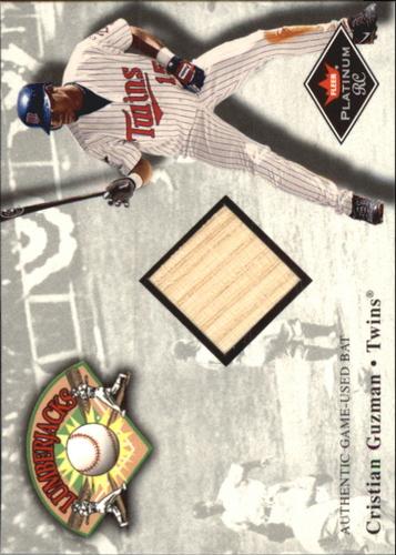 Photo of 2001 Fleer Platinum Lumberjacks #14 Cristian Guzman