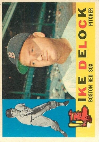 Photo of 1960 Topps #336 Ike Delock