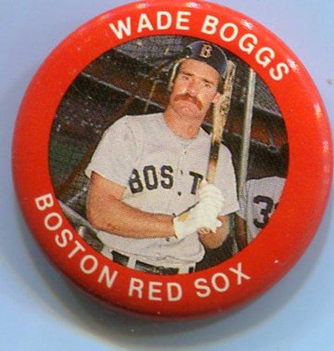 Photo of 1984 Fun Foods Pins #43 Wade Boggs
