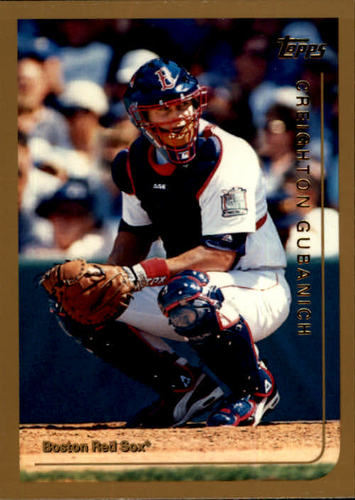 Photo of 1999 Topps Traded #T102 Creighton Gubanich RC