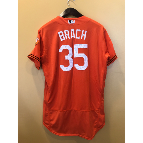 Photo of Brad Brach - 2017 Spring Training Jersey: Team-Issued