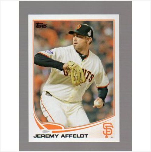 Photo of 2013 Topps #371 Jeremy Affeldt