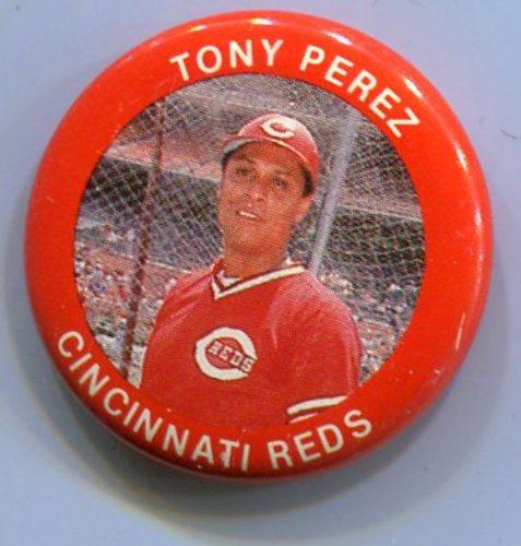 Photo of 1984 Fun Foods Pins #99 Tony Perez
