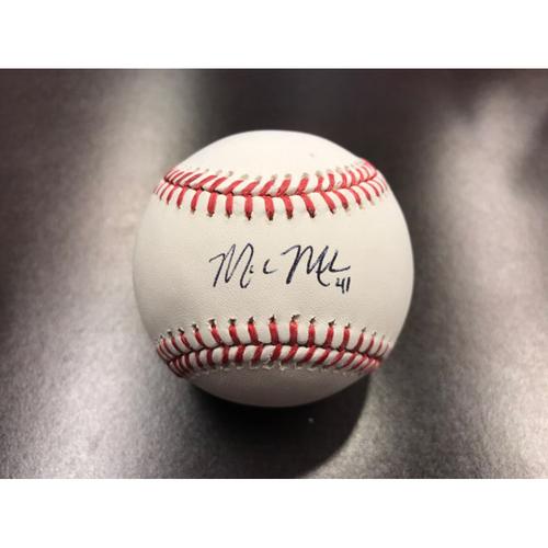 Giants Community Fund: Mark Melancon Autographed Baseball
