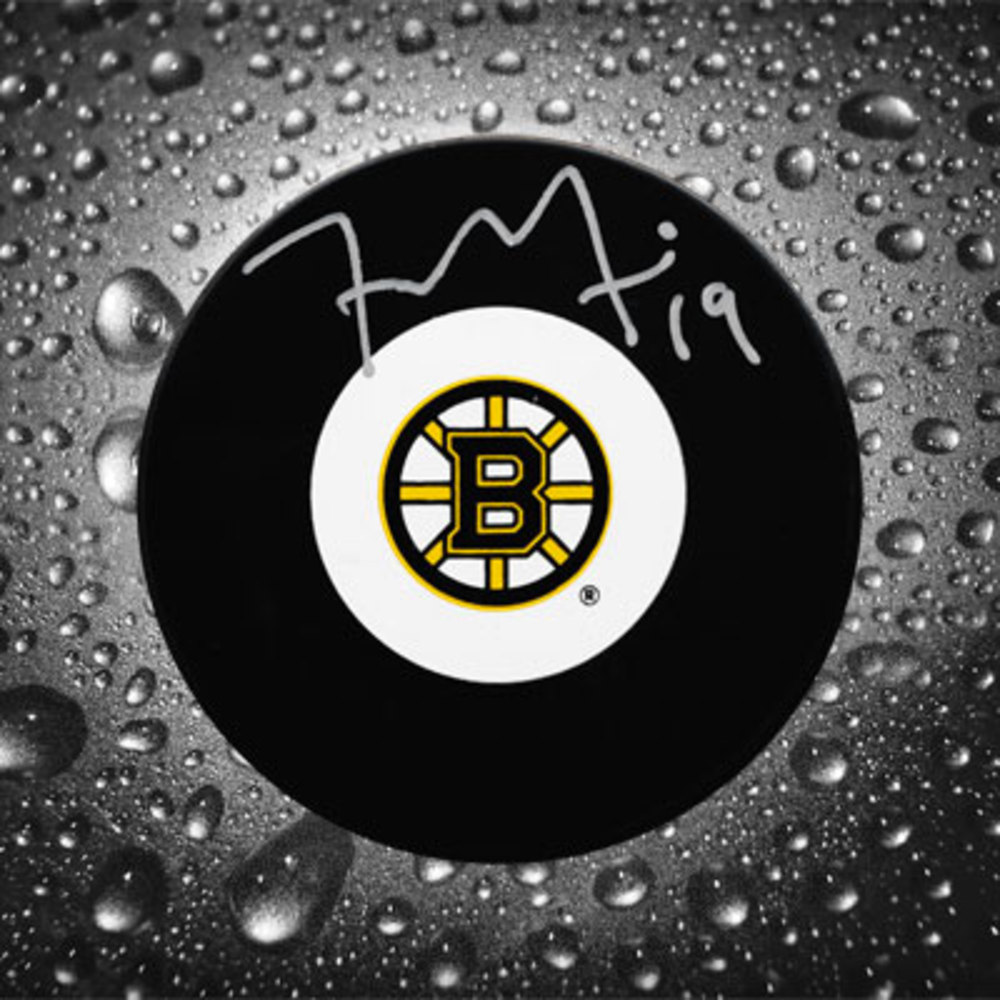 Tyler Seguin Boston Bruins Autographed Puck