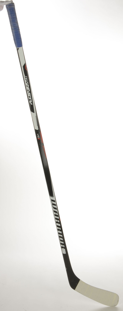 Alexei Emelin Nashville Predators Team Russia World Cup of Hockey 2016 Tournament-Used Warrior Dynasty HD1 Hockey Stick