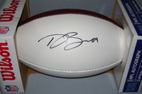 NFL - SEAHAWKS DOUG BALDWIN SIGNED PANEL BALL