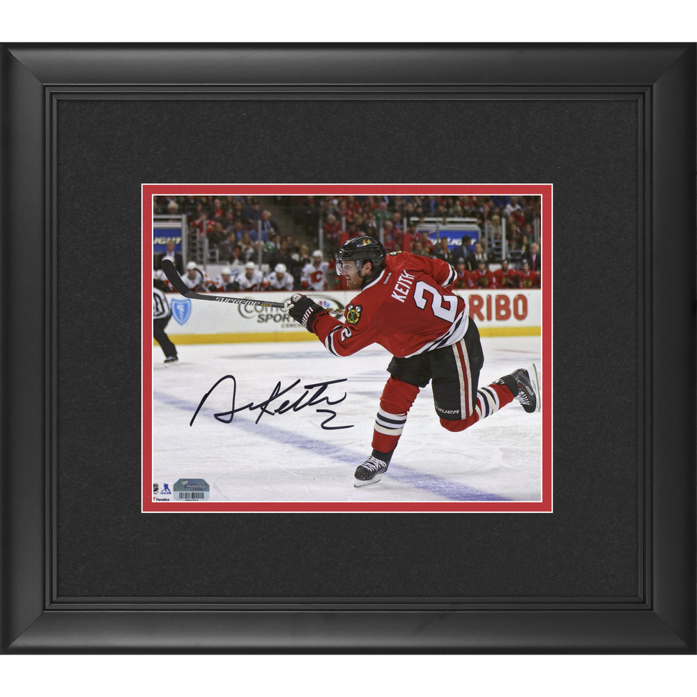 Duncan Keith Chicago Blackhawks Autographed 8