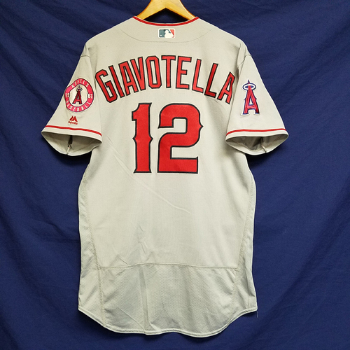 Photo of Johnny Giavotella Team-Issued 2016 Road Jersey