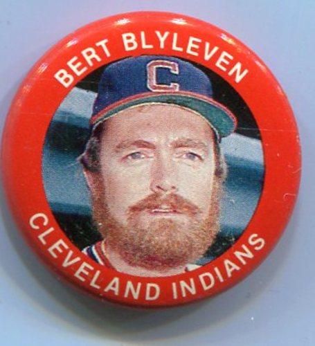 Photo of 1984 Fun Foods Pins #106 Bert Blyleven