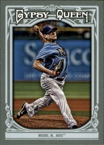 Photo of 2013 Topps Gypsy Queen #93 Matt Moore