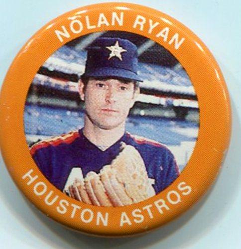 Photo of 1984 Fun Foods Pins #109 Nolan Ryan