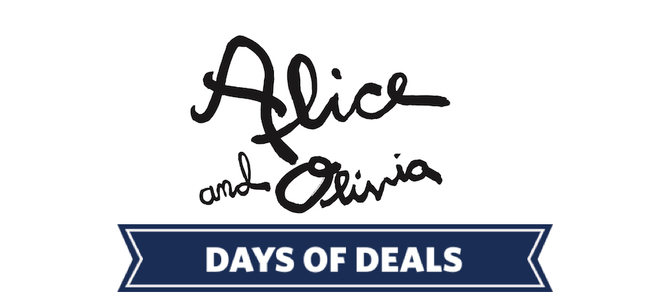 ALICE + OLIVIA FASHION PRESENTATION & $500 GIFT CARD - PACKAGE 1 of 4