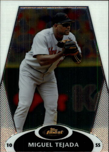 Photo of 2008 Finest #119 Miguel Tejada