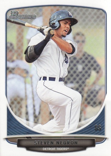 Photo of 2013 Bowman Draft Draft Picks #BDPP93 Steven Negron