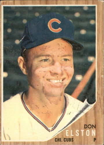 Photo of 1962 Topps #446 Don Elston