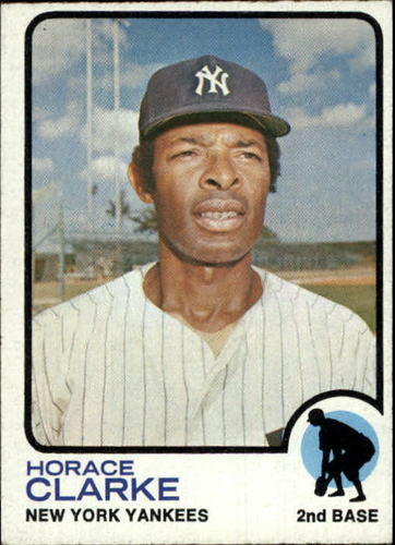 Photo of 1973 Topps #198 Horace Clarke