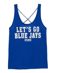 Toronto Blue Jays Love PINK Strappy Tank by Victoria's Secret