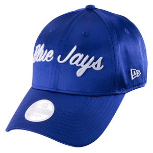 Toronto Blue Jays Women's Satin Team Charmer Cap by New Era