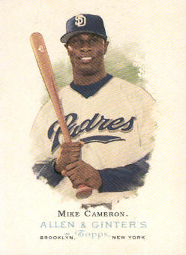Photo of 2006 Topps Allen and Ginter #83 Mike Cameron