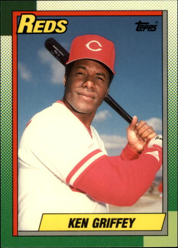 Photo of 1990 Topps Tiffany #581 Ken Griffey Sr.