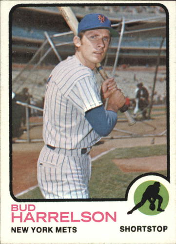 Photo of 1973 Topps #223 Bud Harrelson
