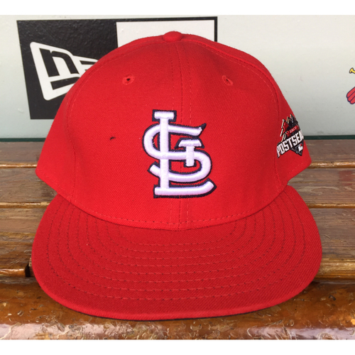 Photo of Cardinals Authentics: Chris Maloney Home Red 2015 Postseason Cap