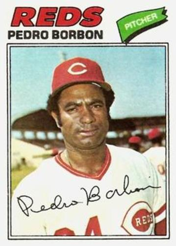 Photo of 1977 Topps #581 Pedro Borbon