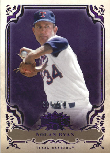 Photo of 2013 Topps Triple Threads Amethyst #22 Nolan Ryan