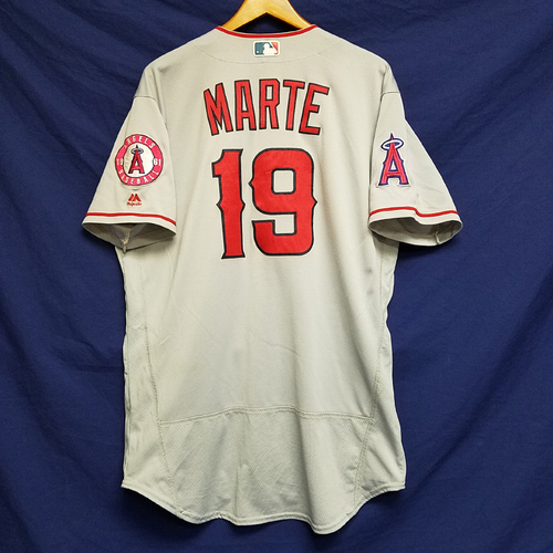 Photo of Jefry Marte Team-Issued 2016 Road Jersey