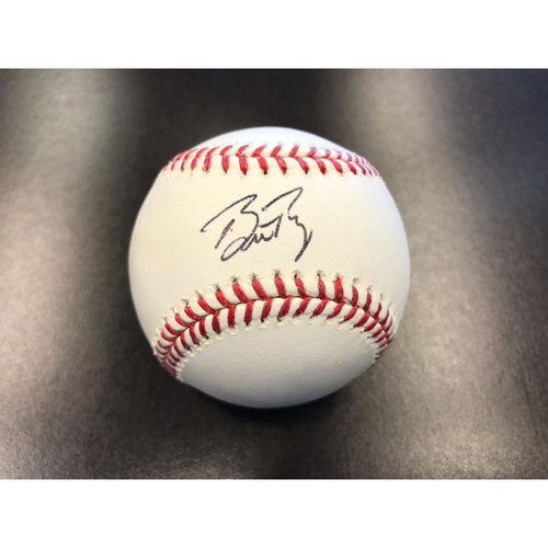 Photo of Giants Community Fund: Buster Posey Autographed Baseball