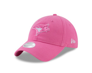 Toronto Blue Jays Women's Preferred Pick 2 Cap Pink by New Era