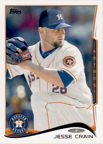 Photo of 2014 Topps #469 Jesse Crain