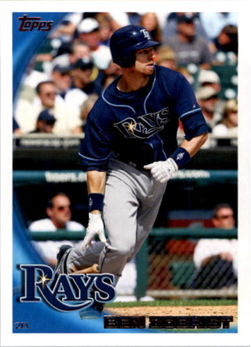 Photo of 2010 Topps #297 Ben Zobrist